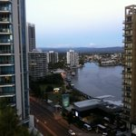 River at Surfers Paradise