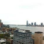 panorama dal roof top