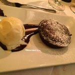 Delicious Chocolate Fondue