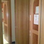 La camera 218