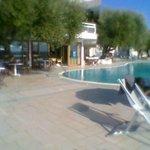 Lato ristorante piscina 2