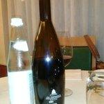 Il vino che abbiamo bevuto: eccezionale!