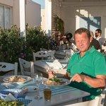 Die Spaghetti of Island Santorini machen einfach glücklich