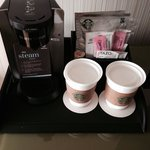 Great coffee setup