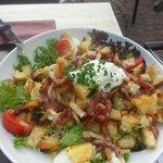 Salade alsacienne