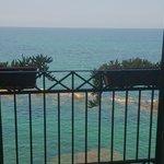 vistas desde nuestro balcon