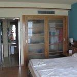 Спальня номера люкс