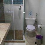Banheiro - Chalé 03