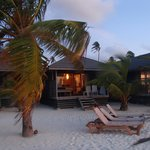 My cute beach bungalow