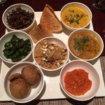 Rajasthani thali meals-by chef runjeet