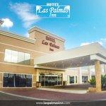 Bienvenidos (Hotel Las Palmas Inn)