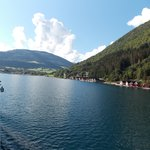 The fjords close to Flam