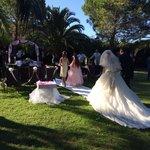 Cerimonia celebrata presso hotel Marinetta