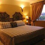 Habitación matrimonial con cama king
