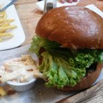 Brewhouse Beef Classic Burger