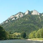 Dunagec River view