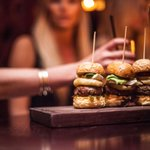 Lamb Burger Sliders