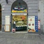 Mille delizie vi aspettano da fruit&ice cream factory.