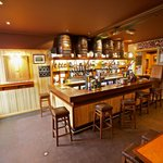 St Ola Hotel traditional Orcadian front bar