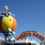Morey's Piers ... the enterance