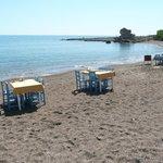 yakamoz beach restaurant