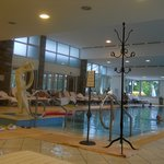 piscina interna comunicante