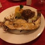 Surf and Turf Dinner show