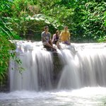 Upper Calbiga Falls