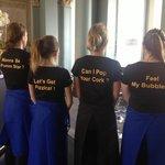 Pommery Bar team