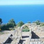 Teatro greco di Tindari a 20km