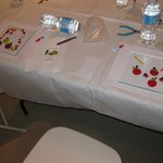 Rosh Hashannah Fused Glass Workshop with Chabad of York Mills