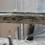 DIRTY BROKEN WINDOW