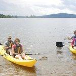 Twin Maple Outdoors Kayaking
