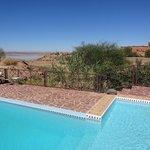 La piscine - Kasbah Mansoursdqfdsqf