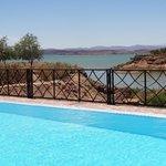 La piscine - Kasbah Mansour