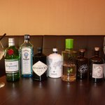 Ons assortiment gins