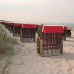 Strand korb