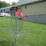 Disc Golf Hole #1