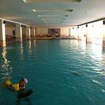飯店室內泳池