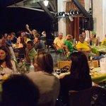 Une soirée au restaurant du Golf