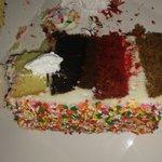 The crazy cake