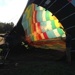 It's inflating time...