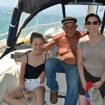 Private Day Sailing with Captain Aris Foto