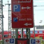 Mais informação sobre estacionamento Ibis Heidelberg