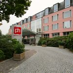 Front of Penta Hotel