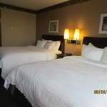 Nice bed and room decore
