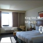 room sixe std kng