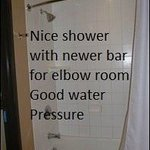 newer shower bars
