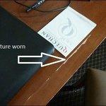 worn furniture