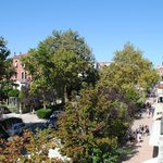 View on the Gran Viale